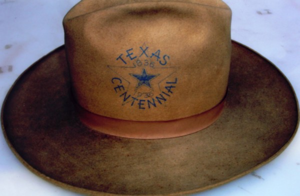Made for the 1936 Texas Centennial