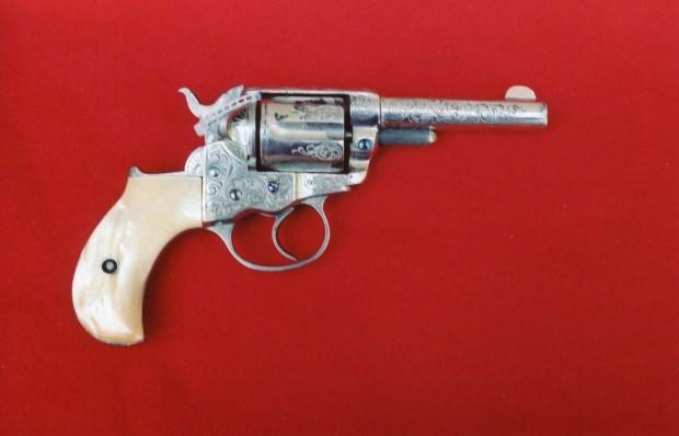 Colt 1877 Double Action